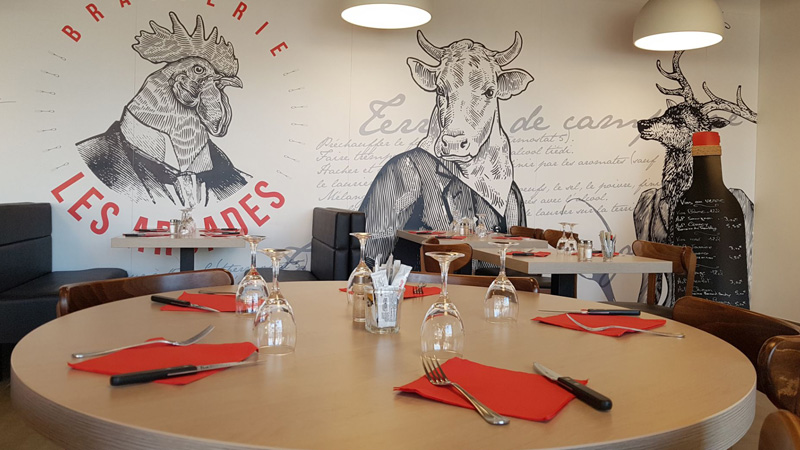 Restaurant traditionnel à Saran dans le Loiret (45)